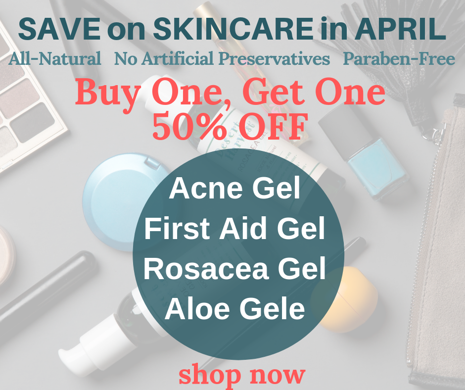 April Skincare BOGO