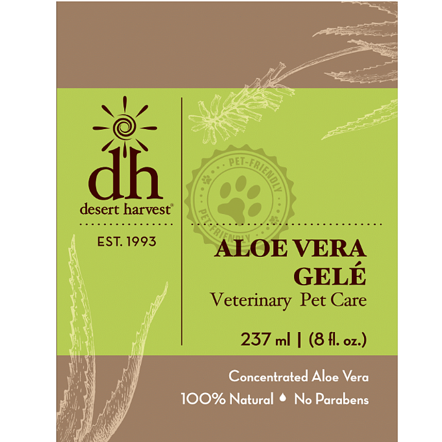 Vet Pet-Friendly Aloe Vera Gelé