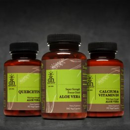 IC Starter Bundle - Aloe 180 + Quercetin + Calcium