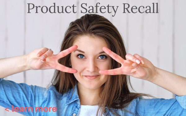 Product safety recall