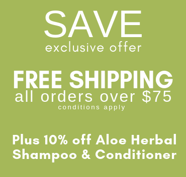 July special - FREE shipping and save on shampoo and conditioner